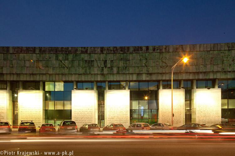 Biblioteka UW