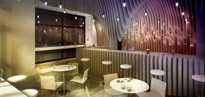 """Cyfrowa restauracja – Spotkanie z autorami aranżacji restauracji """"Zmianatematu"""""""