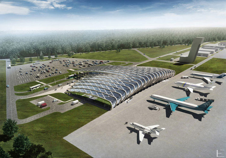 Lotnisko w Toruniu