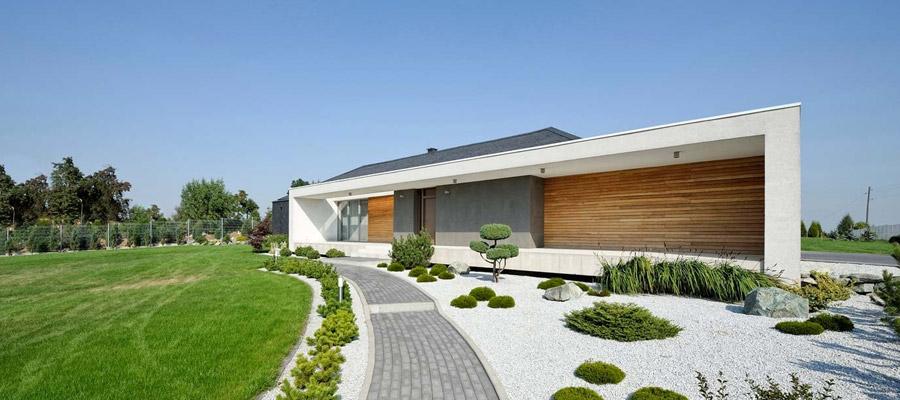 Atrium House - Mobius Architekci
