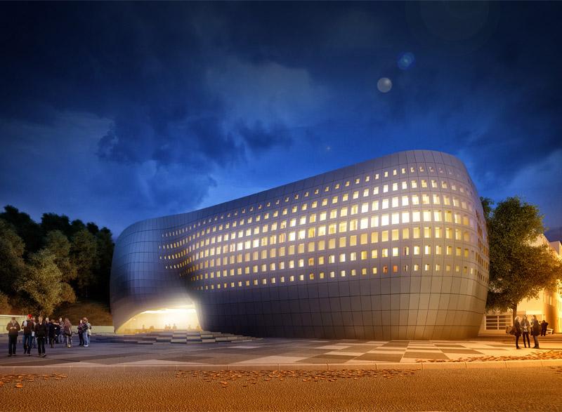 Projekt Gdyńskiej Szkoły Filmowej