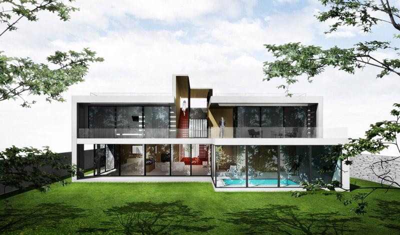Współczesne domy jednorodzinne