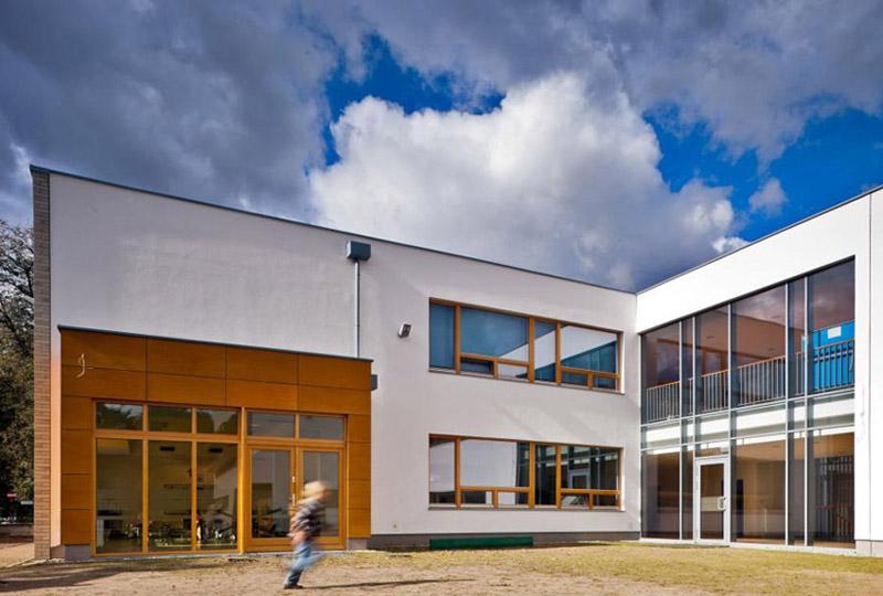 Projekt Szkoły Podstawowej w Podkowie Leśnej