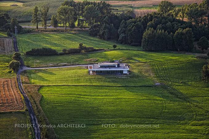 Dom w Augustowie