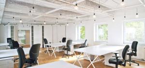 Aranżacja wnętrz biurowych Bularnia – BudCud, Maria Schoen