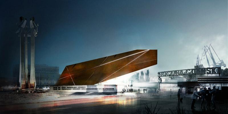 Projekt Ideograf Architektura