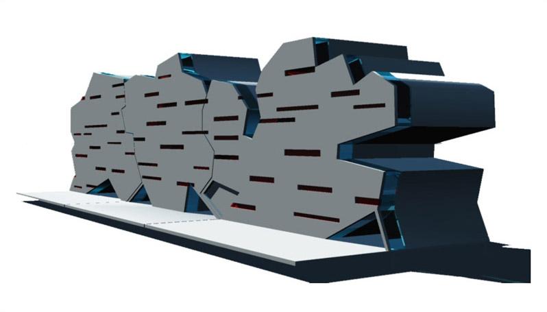 Projekt studencki architektury