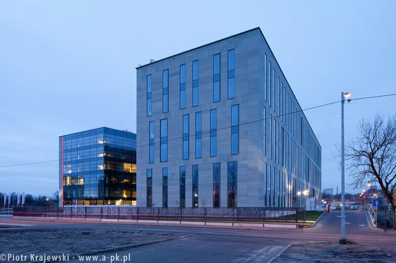 Kompleks biurowy w Szczecinie