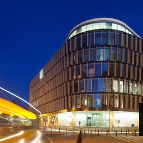 Metropolitan, Warszawa. Projekt: Foster and Partners