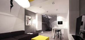 Qbik Loft – Minimalstudio Architects
