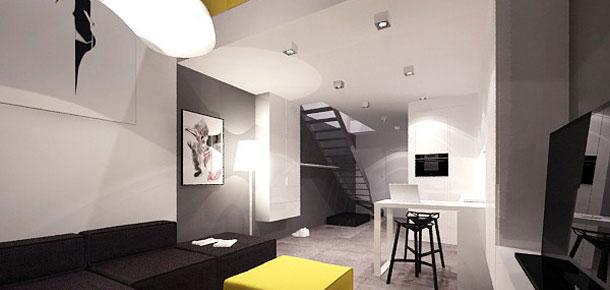Qbik Loft - Minimalstudio Architects