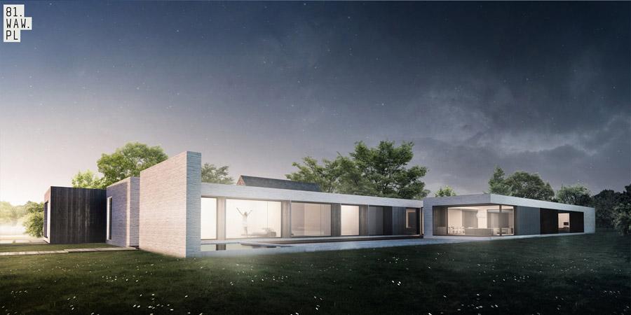Projekt domu w Opolu