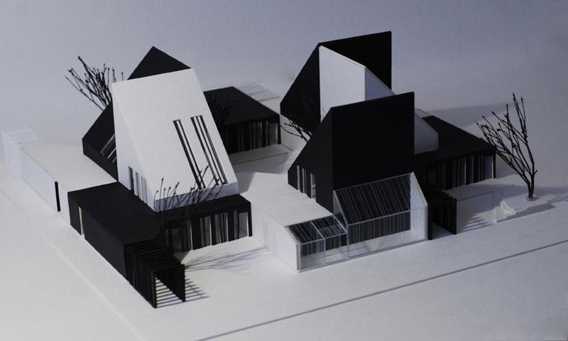 Projekty studenckie Architektury