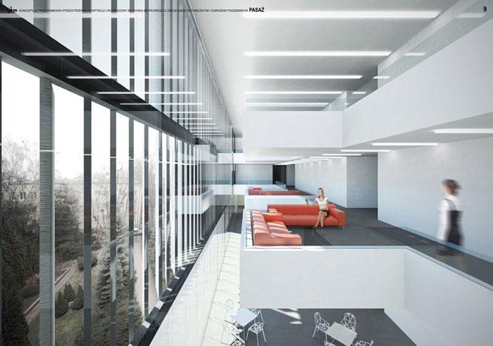 Projekt 1997 Pracownia Architektoniczna