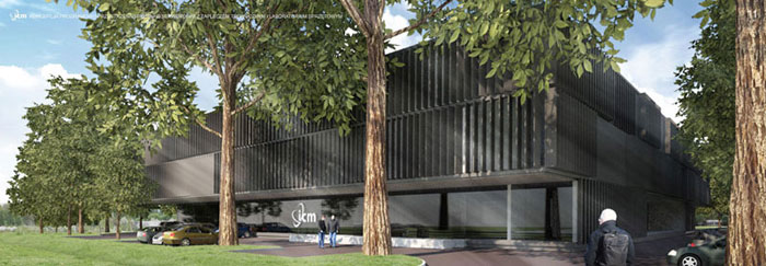 Konkurs na budynek ICM UW