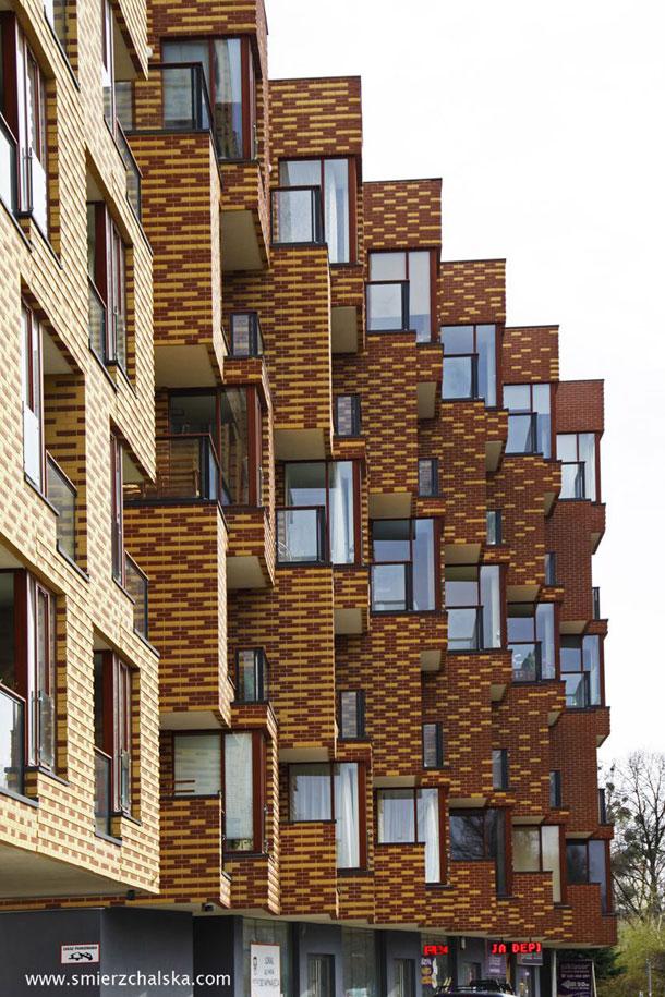Budynek mieszkalny Corte Verona we Wrocławiu