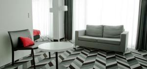 Hotelowe wnętrza w obiektywie Zofii Goraj