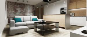 Mieszkanie w Kwidzyniu – AJOT Pracownia Projektowa