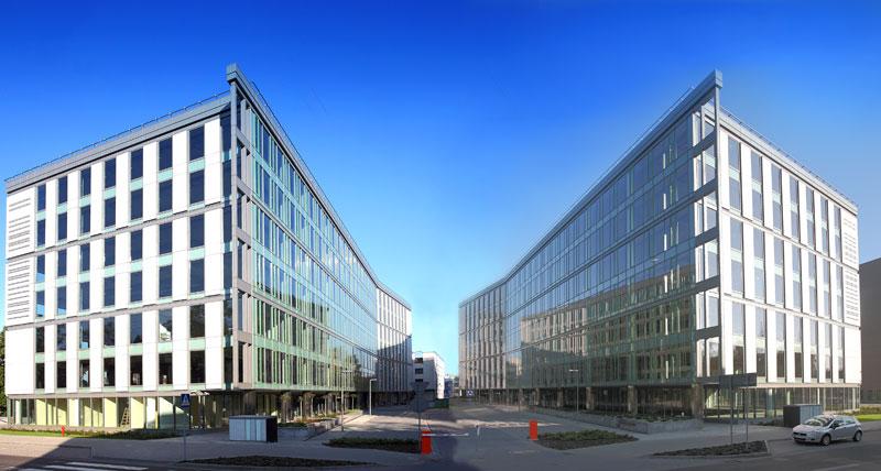 Francuska Office Center w Katowicach