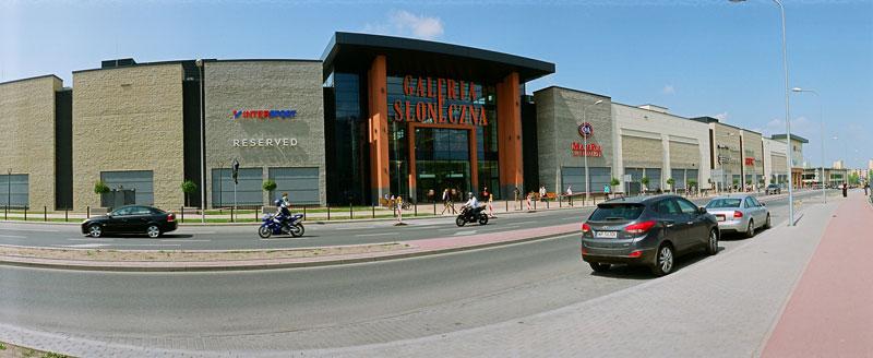 Galeria Słoneczna w Radomiu