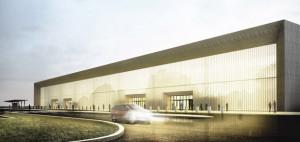 Terminal w Szymanach