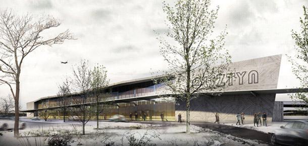 Terminal Portu Lotniczego w Szymanach. Projekt: MSAA Group