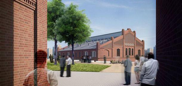 Kwartał Muzeów w Katowicach - NOVAstudio & VERTIGO Architekci