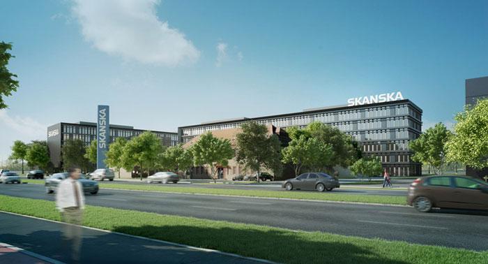 Office Park SKANSKA