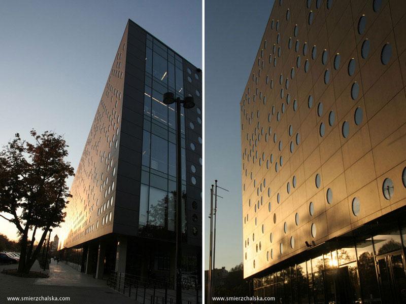 Zintegrowane Centrum Studenckie we Wrocławiu. Zdjęcia: Małgorzata Smierzchalska