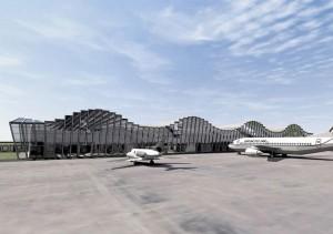 Projekt Terminalu w Szymanach