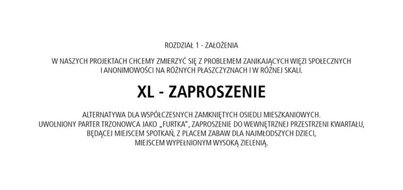 Trzonowiec na osiedlu Nowe Żerniki we Wrocławiu. Projekt: KMA Kabarowski Misiura Architekci