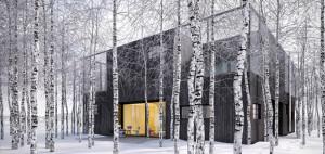 Dom Nr 13 na osiedlu Nowe Żerniki we Wrocławiu – BASIS Biuro Architektoniczne