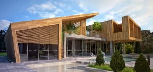 Dom w lesie – Bracia Burawscy Architekci