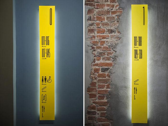 Hotel Tobaco w Łodzi. Projekt wnętrz: EC5 Architekci