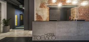 Hotel Tobaco w Łodzi – EC5 Architekci