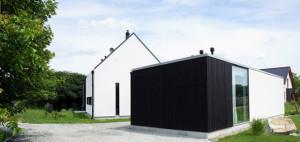 Dom własny z pracownią – GRID Architekci
