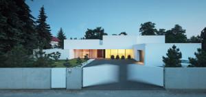 Dom na linii horyzontu – KMA Kabarowski Misiura Architekci