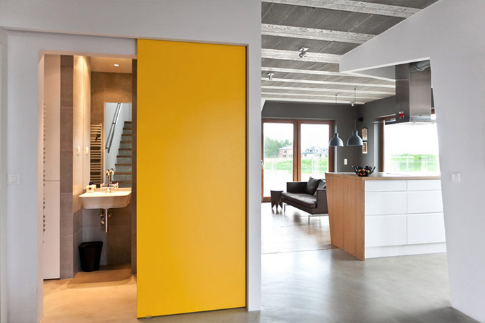 Beam&Block House. Projekt: mode:lina architekci