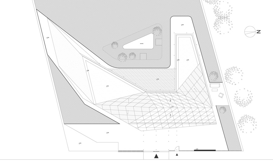 Sharp House w Gdańsku. Projekt: RE: Michalewicz & Tański