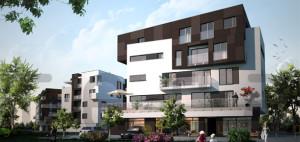 Apartamenty Poleska w Kielcach. Projekt: Tera Group Kielce