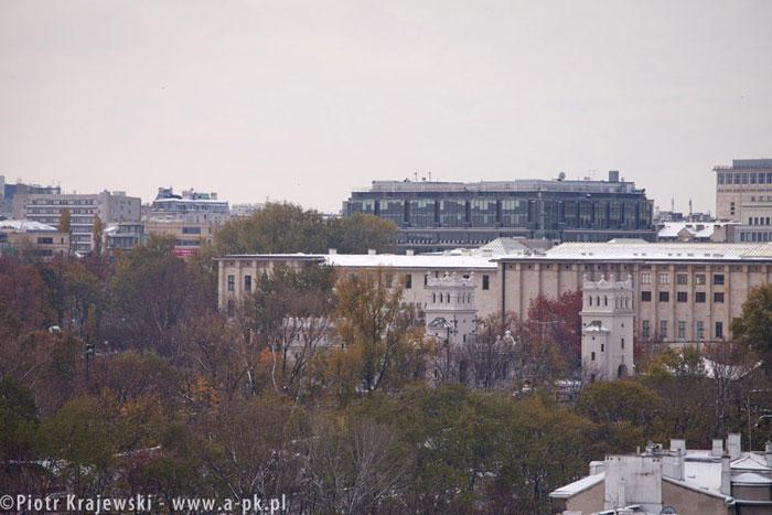 Centrum Giełdowe w Warszawie. Zdjęcia: Piotr Krajewski