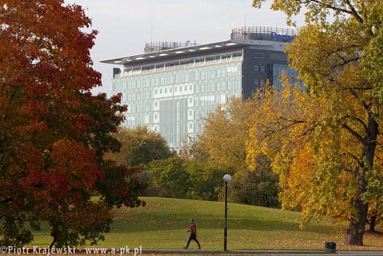 Budynek biurowy FOCUS w Warszawie. Zdjęcia: Piotr Krajewski