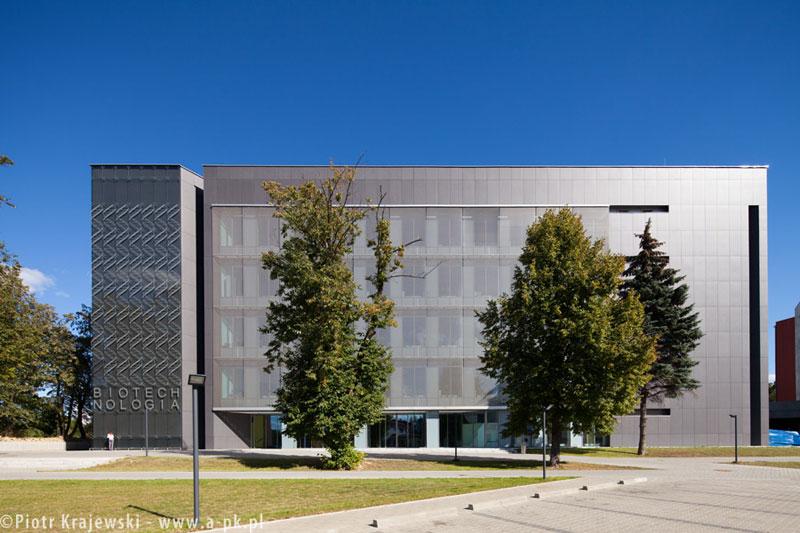 Instytut Biotechnologii KUL w Lublinie. Zdjęcia: Piotr Krajewski