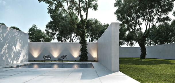 Private House. Projekt: KUOO Architects