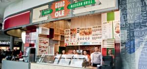 Restauracja Meksykańska Guac'n'Ole – mode:lina architekci