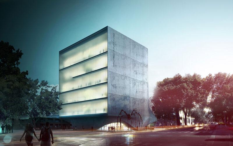 Centrum Kulturalne Chapultepec. Projekt: OneByNine