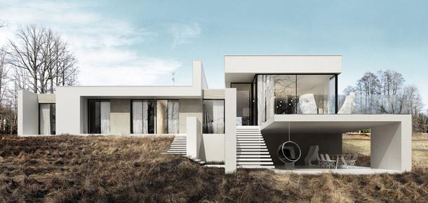 Dom na Bałutach. Projekt: Reform Architekt