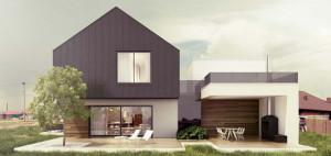Dom w Radzanowie – Reform Architekt