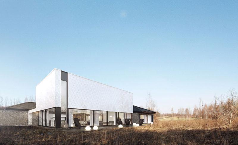 Dom w Starowej Górze. Projekt: Reform Architekt