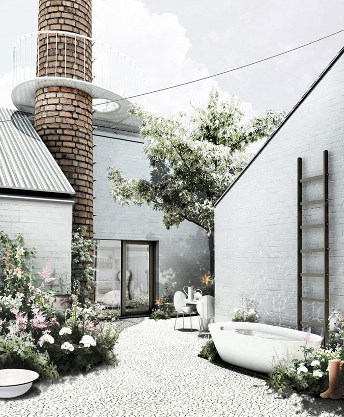 Dom Polski. Projekt: UGO Architecture & Design